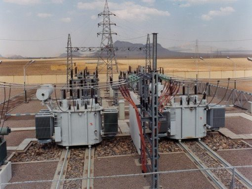 High Voltage Substation RTU & SCADA (Middle East)