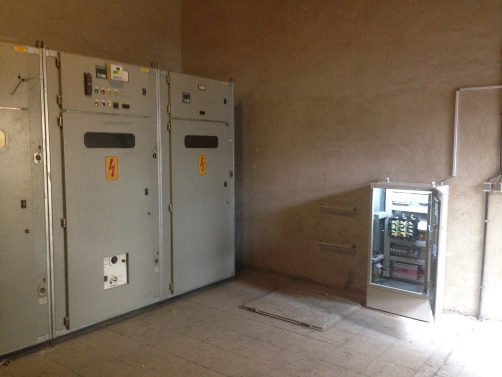 MV Substation iRTU (Middle East)