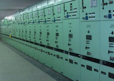 High Voltage Substation DNP3.0 SCADA (Argentina)